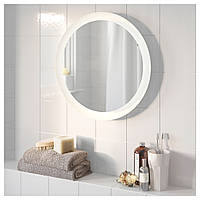 Зеркало для ванной STORJORM с подсветкой