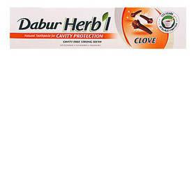 Зубная паста с гвоздикой Dabur ,100 г, фото 2