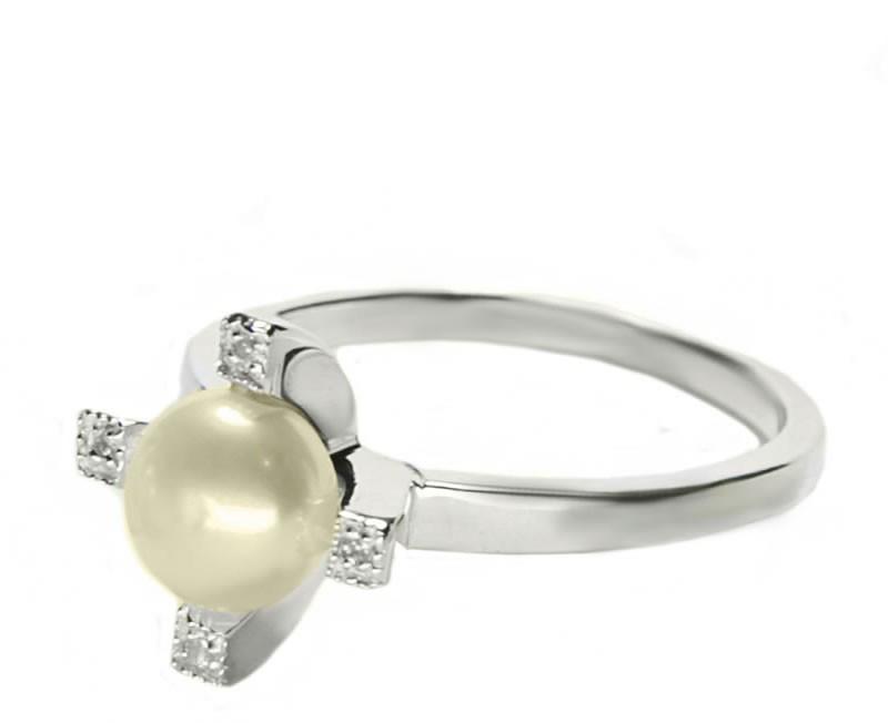 Серебряное кольцо 925 пробы Джульетта арт. 111