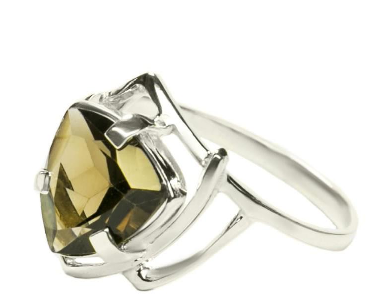 Кольцо серебряное Кристина арт. 110