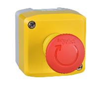XALK178E Пост кнопочный аварийной остановки кр.кнопка
