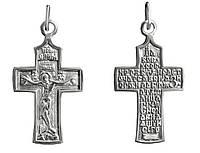 Серебряный крестик арт. 3007, фото 1