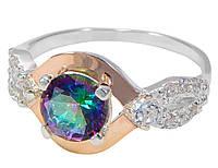 Серебряное кольцо женское арт. 163