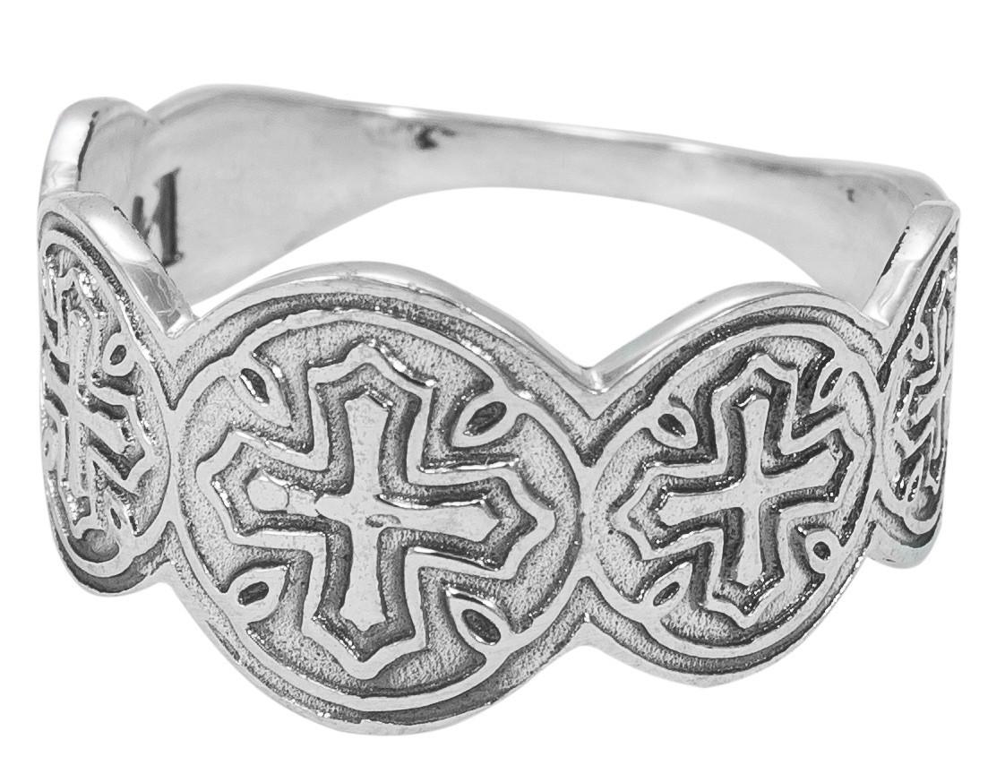 Серебряное кольцо арт.209