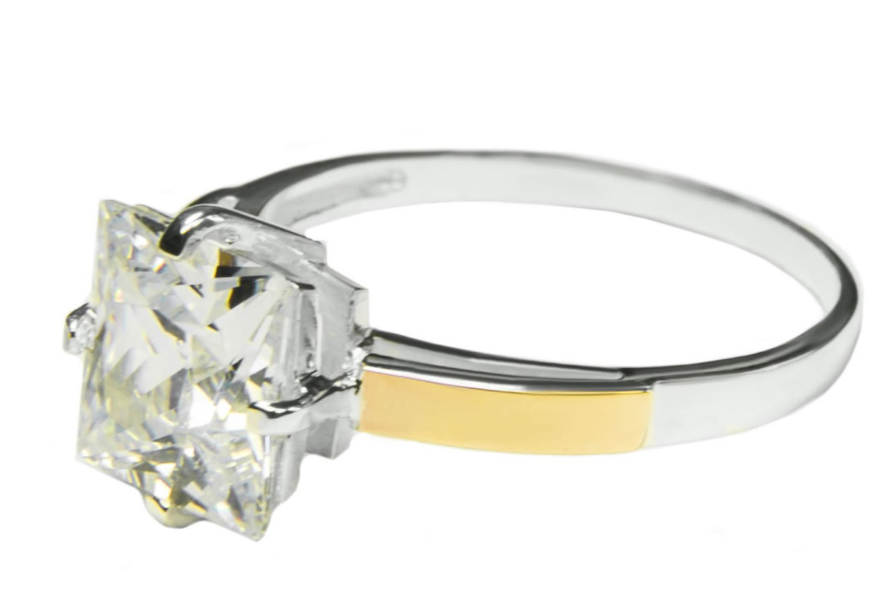 Кольцо из серебра арт. 129