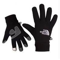 Флисовые сенсорные перчатки The North Face