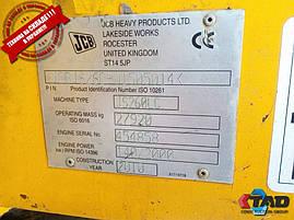 Гусеничный экскаватор JCB JS260LC (2010 г), фото 3