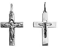 Крестик серебряный арт. 3009