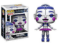 Фигурки 5 ночей с Фредди Funko Pop Games Sister Location  Ballora Collectible Figure