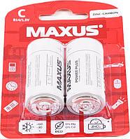 Батарейка солевая Maxus Zinc-Carbon R14-C-C2
