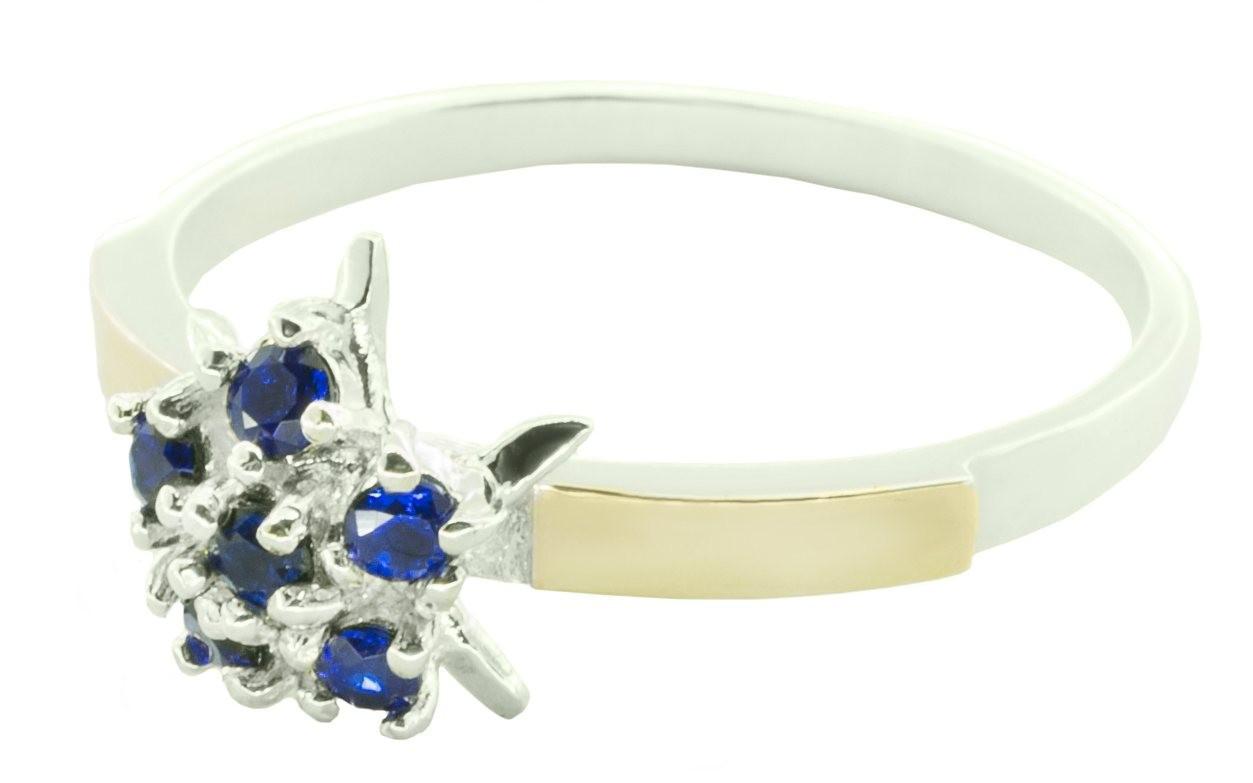 Серебряное кольцо арт. 169