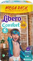 Подгузники детские Libero Comfort 6 (12-22 кг) 72 шт.