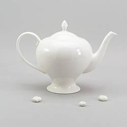 """Чайник фарфоровый для чая """"Rim"""" 1450 мл"""