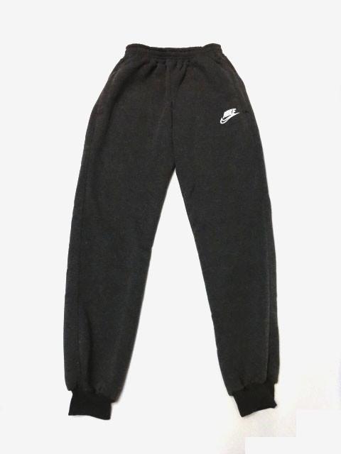 Женские спортивные штаны Nike (Найк) Темно - серые