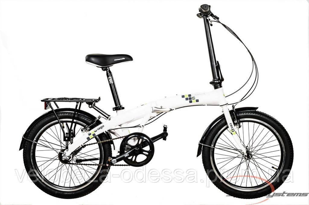 Складной велосипед COMANCHE LAGO S3