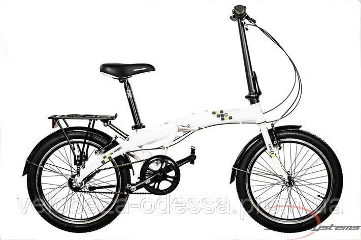 Складной велосипед COMANCHE LAGO S3, фото 2