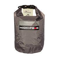 Гермомешок High Peak XXS 2L (Gray), фото 1