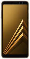Смартфон Samsung Galaxy A8 (2018) A530F-DS Dual 4/64GB Gold