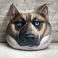 Подушка с 3D принтом