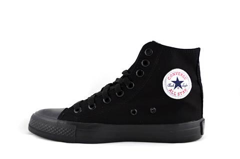 315c89587476 Женские и подростковые кеды Converse all star chuck taylor конверс ол стар  чёрные высокие