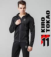 Kiro Tokao 439 | Спортивная толстовка мужская черный-черный