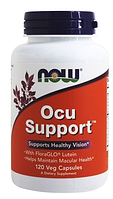 Для зрения, Now Foods, Ocu Support, 120 Caps