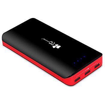 Зарядное устройство EC Technology B30224 black 22400mAh