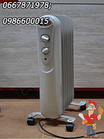 Масляный радиатор Challenge Ny 1507-11J2 1,5кВт