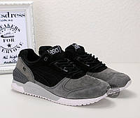 Кроссовки мужские Asics Gel Respector Moon Crater Grey Black оригинал    Асикс Гел Респектор Мун 86409a3f40f