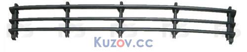 Решетка бампера Skoda Octavia A5 05-09 средняя (FPS)