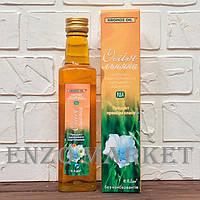 Масло льняное Kronos Oil, 200 грамм