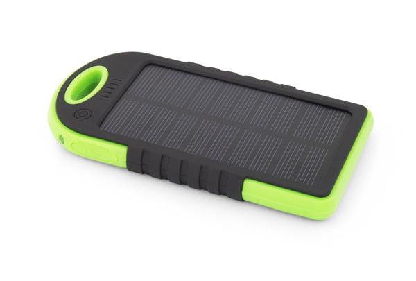 Зарядное устройство Esperanza EMP109KG Sun green 5200 mAh