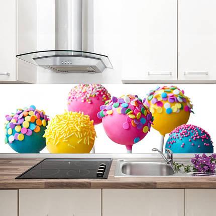 "Фартук на кухню / Скинали ""Десерт"", фото 2"