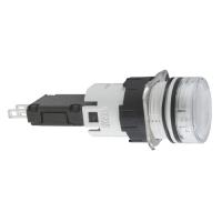 XB6AV1BB Сигнальна лампа 16мм 12-24В біла