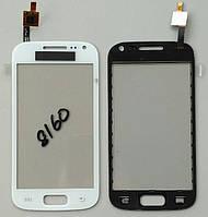 Сенсорный экран для SAMSUNG i8160 White