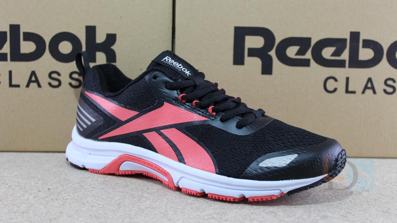 Reebok Running Originals Triplehall 6 кроссовки женские подростковые беговые черные Рибок