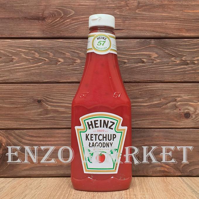 Heinz ketchup lagodny 1000 грамм