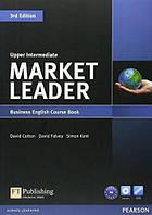 Market Leader (3rd Edition) Upper-Intermediate Course Book + DVD-ROM