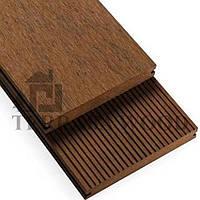 Woodplast Террасная доска Bruggan multicolor кедр 130*18*2200 мм