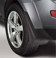 Брызговики Mitsubishi Outlander XL (07-12) / оригинальные задние, кт. 2 шт