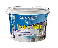 Интерьерная моющаяся краска Comfort 14кг - для стен и потолка