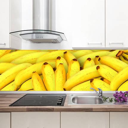 "Фартук на кухню / Скинали ""Банановый рай"", фото 2"
