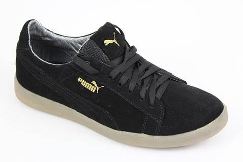 Кроссовки Puma Classic Suede All Black мужские кроссовки Пума черные ... c5ea291b66dd8