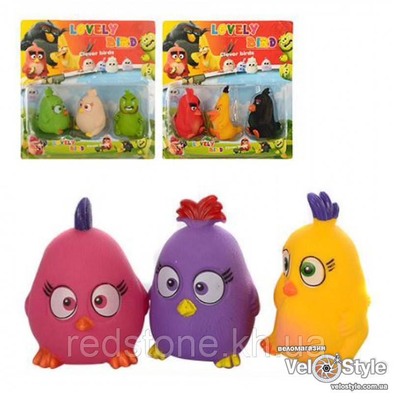 Герої Angry Birds 3 шт.