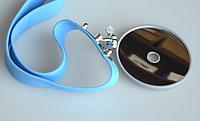 Рефлектор лобный на мягком оголовье (ободе)