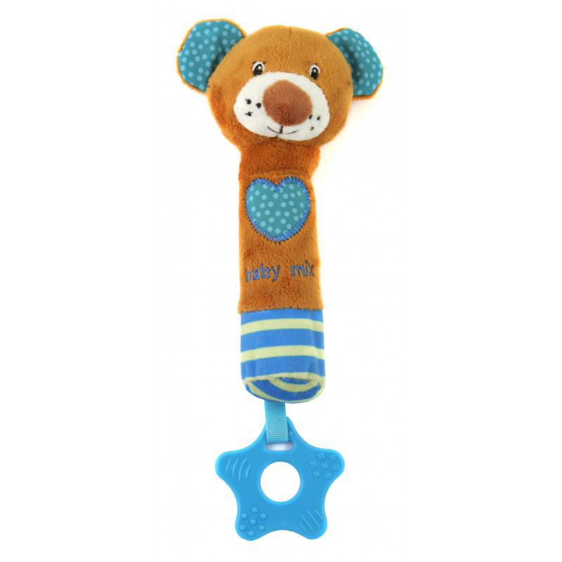 Плюшевая игрушка Baby Mix STK-16431B Мишка