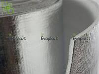 Тепло-звукоизоляция для стен и потолка ЛАЙТ 8 мм фольгированная Evaplast пенополиэтилен НПЭ