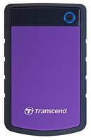"""HDD НАКОПИТЕЛЬ TRANSCEND 3TB TS3TSJ25H3P STOREJET 2.5"""" H3 USB 3.0 PURPLE"""