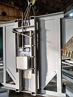 Нория ленточная ковшевая для песка   НЦ-10,20,25,50,100,250,500,1000 т/ч
