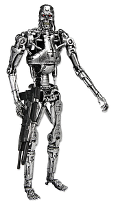 Фигурка Neca Терминтаор Эндоскелет Т-800 - Endoskeleton, Terminator (39859)